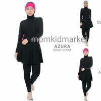 Baju Renang Muslim Muslimah Topi Azura Edora