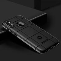 Samsung A11 M11 Rugged Shield Military Silicone Premium Armor Case
