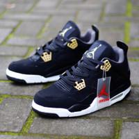 Sepatu Sport Nike Air Jordan Retro 4 Import Premium