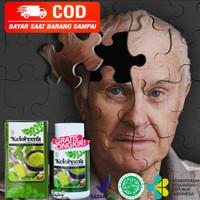 Obat Alzheimer - Demensia - Penambah Daya Ingat - Pikun - Sering Lupa
