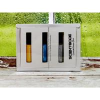 Parfum Original Starter pack Scentcode For Unisex ( 3 x 35ml )