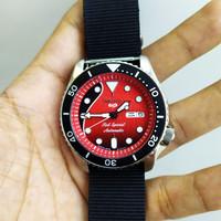 Jam tangan seiko bryan may 40mm automatic