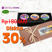 Balitaza Bali Coffee 75gr Gift Set - Box 1