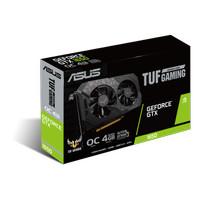 VGA ASUS TUF GAMING GEFORCE GTX 1650 OC 4GB GDDR6