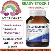Blackmores Teen Multi for Guys 60s AUSSIE