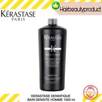 KERASTASE DENSIFIQUE BAIN DENSITE HOMME Shampoo 1000ml PERTEBAL RAMBUT