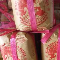 kopi bubuk bola dunia lampung 500 gr