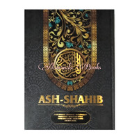Al Qur'an Ash Shahib Rasm Utsmani Ukuran A4 Terjemah