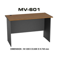Meja Kantor VIP MV 601 A