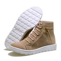 Sepatu Boots Casual wanita Sepatu Boots cewek trend masa kini ori BSG