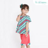 Lil' Notre Setelan Baju Anak/Sunny/Pink