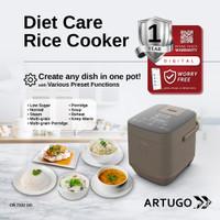 Artugo Low Carbo Rice Cooker CR 7102 DG