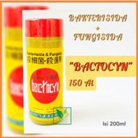 Bakterisida & Fungisida Bactocyn isi 200ml
