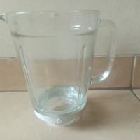 Tabung Jar / Gelas Jus Blender PHILIPS HR2106 HR 2106 Original