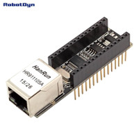 Robotdyn ENC28J60 Ethernet Shield module for Arduino Nano V3