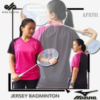Baju Jersey Badminton Mizuno 8701- wanita