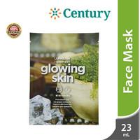 Lumiglow Glowing Skin Lipo Mask 23mL / Masker Kecantikan / Sheet Mask