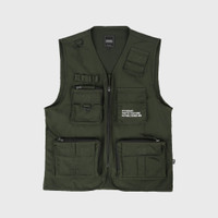 WARLORD ARMY GREEN - VEST EPIDEMIC