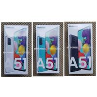 Samsung A51 - 6/128GB resmi SEIN