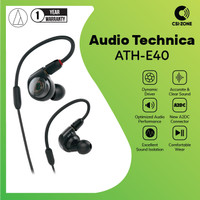 Audio Technica ATH-E40 Professional In Ear Earphone