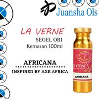 BIBIT PARFUM AFRICANA / AXE AFRICA ( LA VERNE ) 100ML