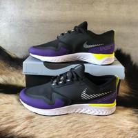 Sepatu Cowok - NIKE ODYSSEY REACT 2 SHIELD - Black Purple