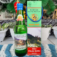 Minyak Kayu Putih Naga Mas 330ml isi 1 botol