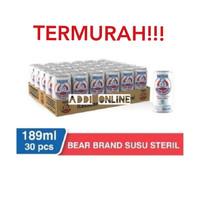 Bear Brand | Susu Beruang 1 Karton Khusus Gojek Dan Grab