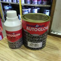 autoglow etching was primer PR 207 (epoxy)