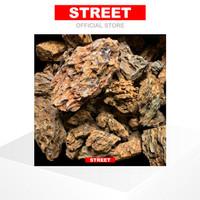 BATU DRAGON STONE ERAGON ROCK AQUASCAPE AQUARIUM STREET