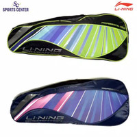 NEW !! Tas Badminton Lining 2 Resleting ORIGINAL ( Thermo )