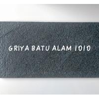 BATU ALAM ANDESIT RTM BAKARAN 30 cm X 60 cm TEBAL 1.5 cm
