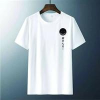 T shirt kaos BiG size pria 3xl-4xl-5xl 6xl KATA2 CINA warna lengkap