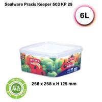 Sealware Praxis Keeper 503 KP 25 Lion Star / Toples Plastik