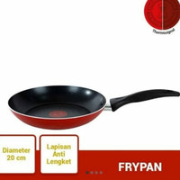 Tefal Essentials Fry Pan 20 cm / Teflon anti Lengket