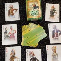 Kartu Remi Import Sunda's Classical Wayang Golek(permainan poker)