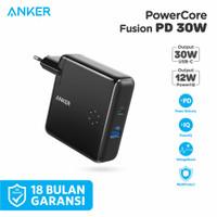 Powerbank Anker Powercore Fusion PD 30W - A1622