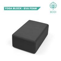 Yoga Block / Balok Yoga / Yoga Brick | Black - EVA Foam