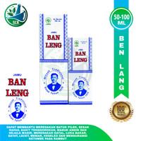 Jamu Ban Leng All Varian - Kbat Batuk,Pilek, Sakit Perut,Masuk Angin