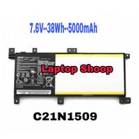 Battery Laptop Asus X556UA X556UB X556UF X556UJ X556UQ X556UR C21N1509
