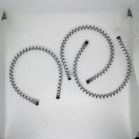 HARGA/12pcs, Bando Besi Spiral Bando Korea Grosir Bando Polos Bando