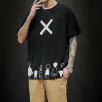 Baju Kaos Style Korea / Baju Xon / Fashion Pria