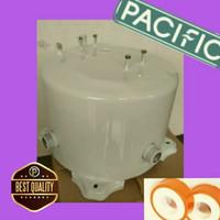 tangki pompa air jet pump SANYO pdh 255 tabung