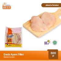 Dada Ayam Fillet 500 gr - Dada Ayam Boneless Tanpa Kulit