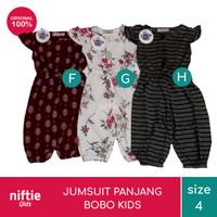 Jumpsuit Syella Baju Pakaian Anak & Bayi Perempuan