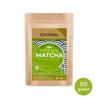 MATCHA GREEN TEA   Cocodeli by Haveltea Organic Teh Hijau Jepang Bubuk