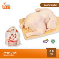 Ayam Karkas Broiler / Ayam Potong Utuh JAPFA BEST 0.8 kg