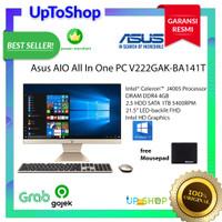 Asus AIO All In One PC V222GAK-BA141T J4005 4GB 1TB Win10 21.5FHD