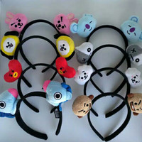 ❤KPOP BTS BT21❤ Headband / Bando Boneka Korea Lucu