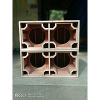 Box speaker planar 6 inch double